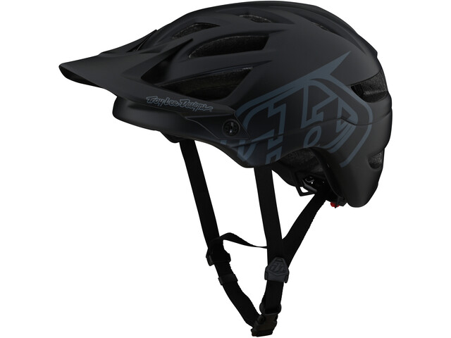 Troy Lee Designs A1 Helm drone black